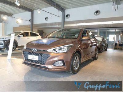 used Hyundai i20 1.2 5 porte Connectline nuova a Bordano