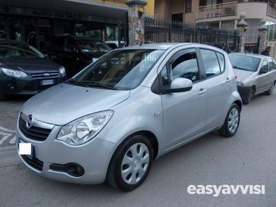 brugt Opel Agila 1.2 16v 86cv enjoy gpl benzina/gpl