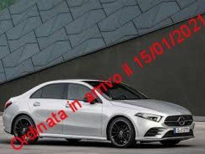 usata Mercedes A250 AUTOMATIC 4MATIC 4P. BUSINESS DEL 2020