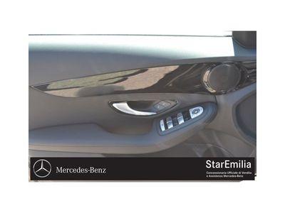 usata Mercedes C200 D automatic Executive