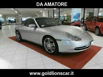 usata Porsche 911 Carrera 4 996Coupé Tiptronic -Pelle-Tetto Apribile