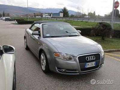 usata Audi A4 Cabriolet A4 2.0 16V TDI