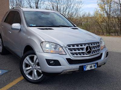 usata Mercedes ML350 cdi diesel sport 4 matic full