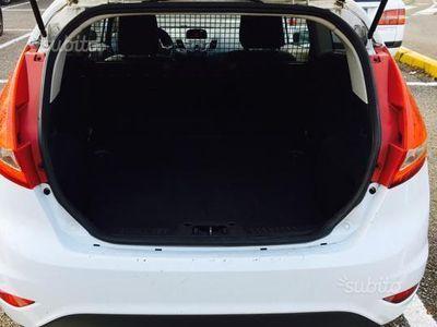 usata Ford Fiesta 1.4 TDCi van