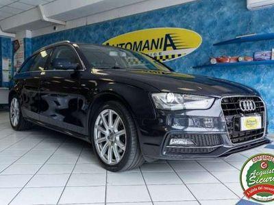 usata Audi A4 Avant 2.0 TDI 177CV S-Line S-Tronic Unico Propr.