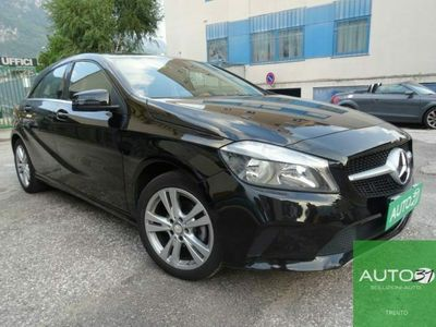 usata Mercedes A160 d - UNIPROPRIETARIO PER NEOPATENTATI