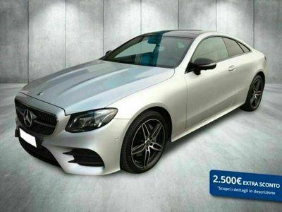 usata Mercedes 220 CLASSE E COUPÉ E Couped Premium Plus 4matic auto