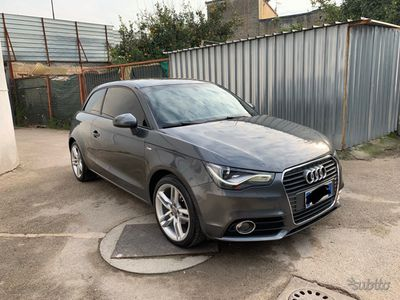 brugt Audi A1 1.6 TDI Ambition S-Line