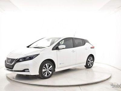 usata Nissan Leaf Acenta 40Kwh - NUOVA DA IMMATRICO...