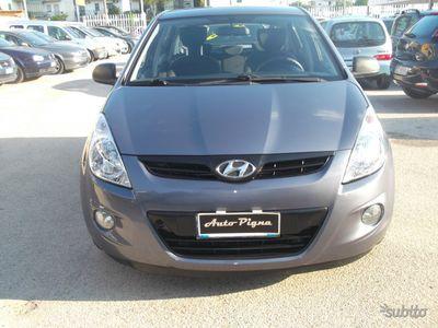 usata Hyundai i20 1.2 5p gpl della casa- 2009