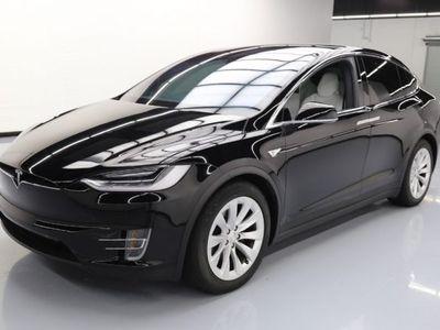 usata Tesla Model X 75kwh dual motor elettrica