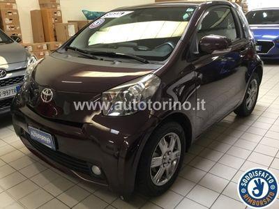 usata Toyota iQ IQ1.0 multidrive F.O.