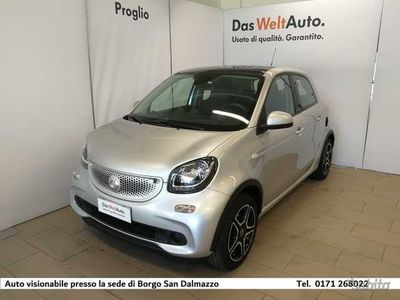 used Smart ForFour 90 0.9 Turbo twinamic Urban