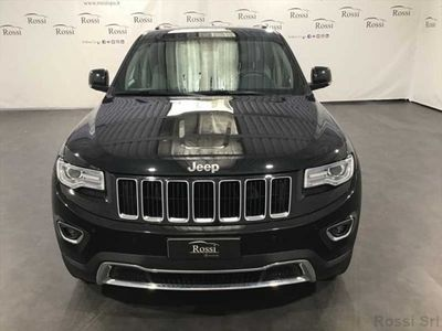 used Jeep Cherokee g. 3.0 crd V6 Limited s&s 250cv auto my16