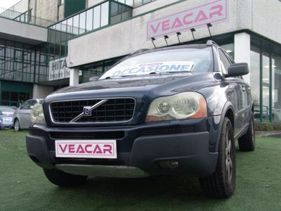 käytetty Volvo XC90 2.4 D5 AWD Optima
