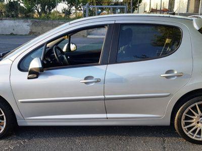 usata Peugeot 207 1.6 HDI 2007 full optional