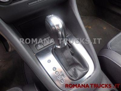 usata VW Golf Cabriolet 2.0 TDI DSG BlueM. Tech.