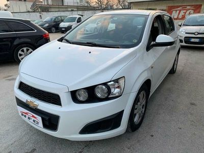 usata Chevrolet Aveo Aveo1.2 86 CV GPL 5p. LS