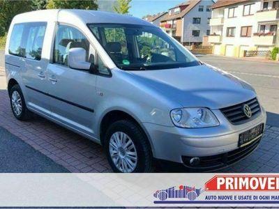 usata VW Caddy 2.0 Ecofuel 5p. Life Family,clima,radio cd,bluetoo