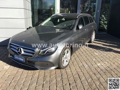 usata Mercedes 220 CLASSE E SW E SWBusiness Sport auto