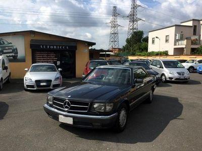 brugt Mercedes 560 560 SEC Coupé