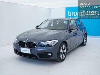 usata BMW 116 Serie 1 D Business Aut.