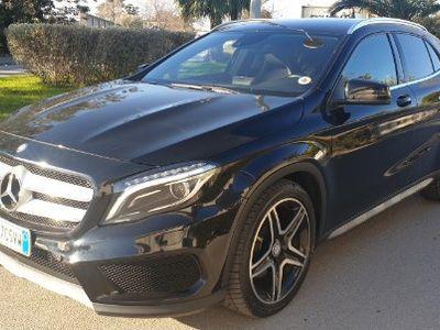 używany Mercedes 170 GLA 2.2Cv AMG 4MATIC NAVI 04/2014