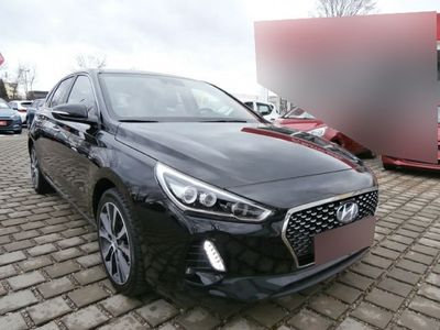 brugt Hyundai i30 Premium 1.4 T-gdi Navigationspaket Alert-paket Lederpaket Led Navi Keyless