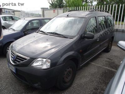 brugt Dacia Logan MCV 1.6 GPL 5 posti Ambiance
