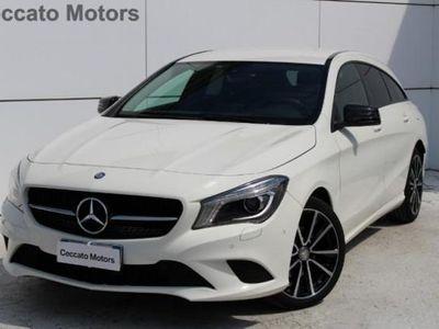 usata Mercedes CLA220 d S.W. Automatic Sport Night