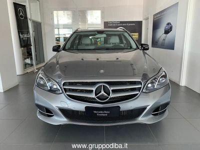 used Mercedes E250 Classe E (W/S212)BLUETEC S.W. 4MATIC AUT. PREMIUM