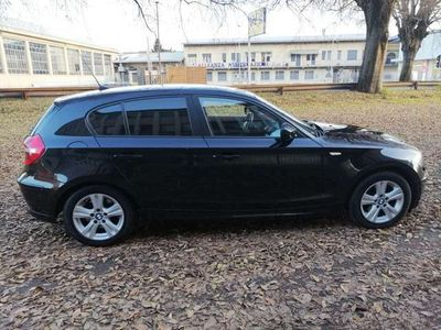 usata BMW 120 d 5 porte Futura DPF Automatica Pelle