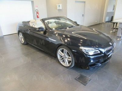 used BMW 640 Cabriolet d xDrive Msport Edition