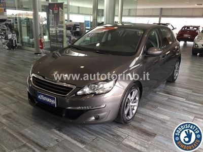 usata Peugeot 308 3085p 2.0 bluehdi 16v Business s&s 150cv eat6
