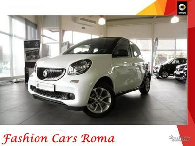 usata Smart ForFour 90 0.9 Turbo Passion Automatica