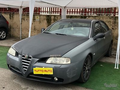 gebraucht Alfa Romeo 166 tuning 24 jtd 150 cv 2005