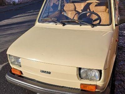 gebraucht Fiat 126 - 1984