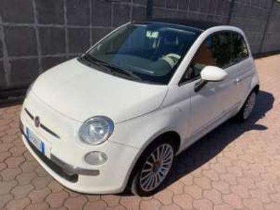 usata Fiat 500C C 1.3 MULTIJET 16V 95CV LOUNGE KM.82000