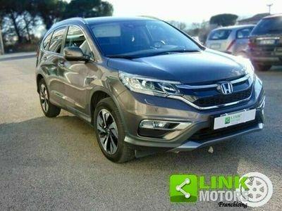 usata Honda CR-V 1.6 I-dtec Lifestyle Navi 4WD, anno 2018, tagliandi certifi