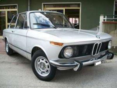 usata BMW 1502 1602- Iscritta ASI Epoca Conservata Benzina