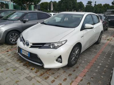usata Toyota Auris Auris 2ª serie1.8 Hybrid Lounge Berlina [USATO]