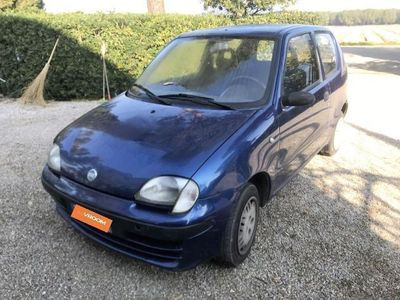 second-hand Fiat Seicento 1.1i cat