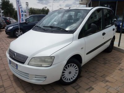 usata Fiat Multipla 1.6 Natural Power METANO - 2007