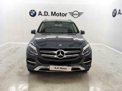 used Mercedes GLE250 d 4Matic Premium