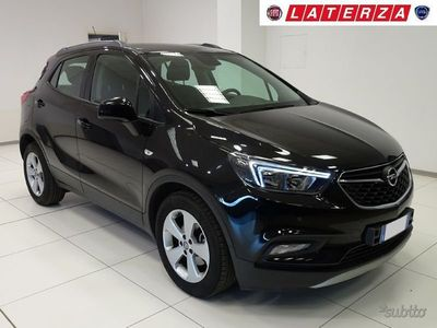 usado Opel Mokka X 1.4 Turbo GPL Tech 140CV 4x2 Advance