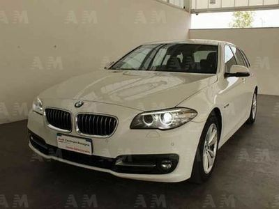 usata BMW 520 Touring d Business aut.