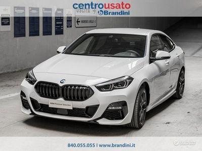 usata BMW 220 Serie 2 G.C. SERIE 2 GRAN COUPE' d Gra...