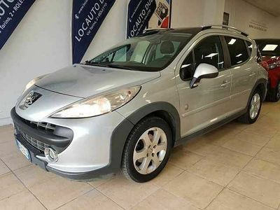 used Peugeot 207 Outdoor 1.6 HDi 110CV SW