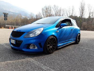 usata Opel Corsa opc 1.6 turbo benzina 192 cv