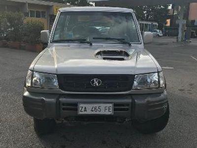 brugt Hyundai Galloper - 2001